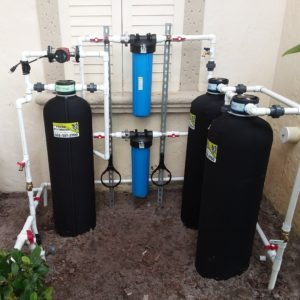 Whole Home Water Filtration
